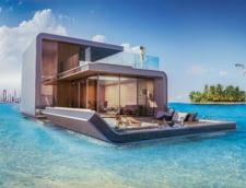 Ti-ar placea sa locuiesti sub apa? Vezi casele submersibile din Dubai