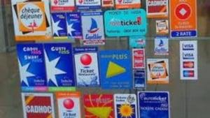 Tichetele cadou, cel mai folosit beneficiu salarial in Romania