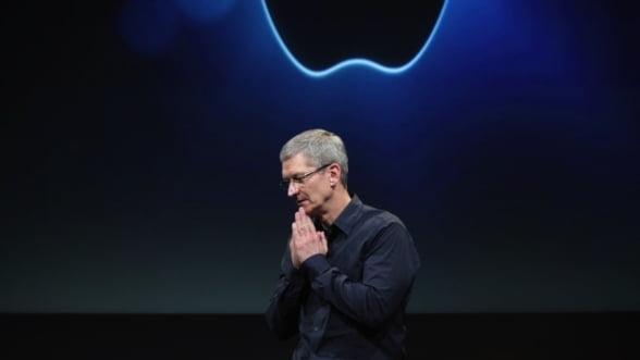 Tim Cook (Apple): In China, singura limita pentru vanzari e cerul