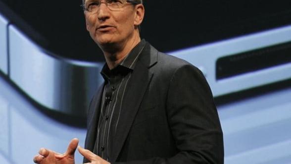 Tim Cook s-a opus inca de la inceput proceselor impotriva Samsung