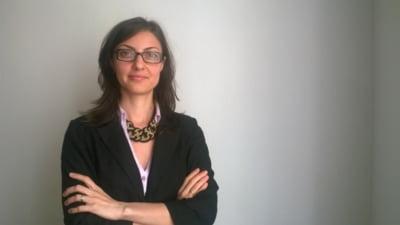 Tinerii scoliti in strainatate se adapteaza mai repede la locul de munca - Interviu Adriana Comaneci, Reviro