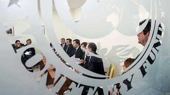 Tinta de deficit pe 2012 este in pericol. FMI recomanda ajustari