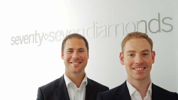 Tobias Kormind: De la Morgan Stanley la business online cu diamante
