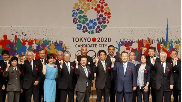 """Tokyo va gazdui Jocurile Olimpice in 2020. Cum i-au """"batut"""" japonezii pe turci si pe spanioli"""