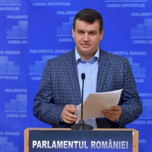 Tomac: Senatul a adoptat tacit reducerea numarului de parlamentari la 300. Corect ar fi sa intre la vot final in Camera