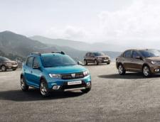 Top 10 cel mai bine vandute masini din Romania in 2017. Dacia Logan, lider detasat