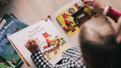 Top 5 carti de lectura pentru copii in limba engleza