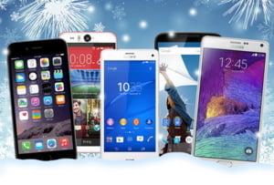 Top 5 cele mai bune smartphone-uri din lume in 2014 (Video)
