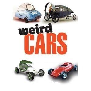 Top 5 cele mai ciudate masini made in China (Galerie foto)