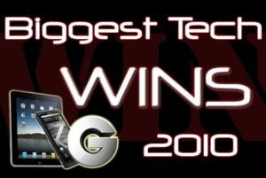 Top 7: Victoriile ''tech'' ale lui 2010