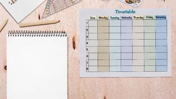 Top 9 materiale didactice necesare pentru prima zi de școală