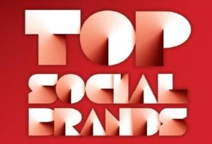 Top Social Brands 2013. S-a inceput colectarea datelor privind brandurile promovate in online