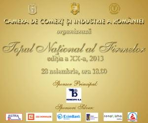Topul National al Firmelor, la a 20-a editie