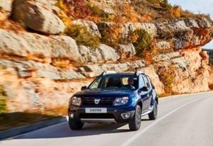 Topul SUV-urilor cu preturi cuprinse intre 10.000 si 15.000 de euro: Vezi ce loc ocupa Dacia Duster