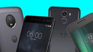Topul celor mai bune telefoane lansate in 2017 care costa mai putin de 1.000 de lei