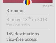 Topul celor mai puternice pasapoarte din lume. Ce loc ocupa Romania