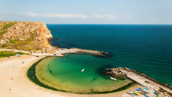 Topul celor mai putin aglomerate plaje atractive din Europa