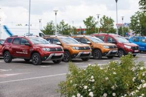 Topul celor mai vandute masini noi in Romania
