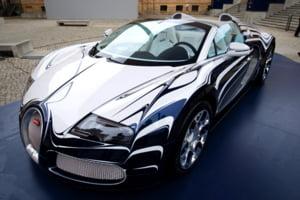 Topul masinilor de peste 1 milion de dolari
