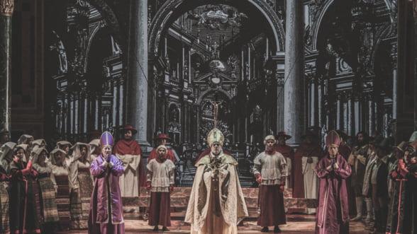 Tosca, cea mai puternica opera a lui Puccini, intr-o noua montare pe scena Operei Nationale Bucuresti