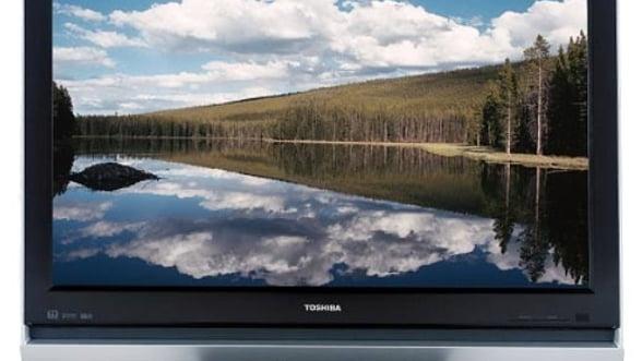 Toshiba si-a oprit productia interna de televizoare LCD