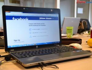 Tot mai multi romani isi fac conturi de Facebook. Care e orasul cu cei mai multi utilizatori