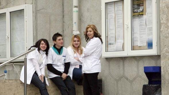 Tot mai multi studenti straini vor sa studieze medicina la Cluj