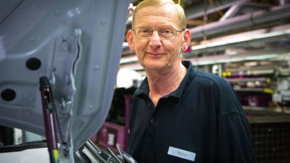 Tot seniorii tureaza motoarele economiei germane, pe fondul unei tinere generatii anemice