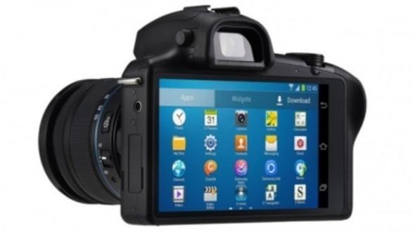 Totul despre Samsung Galaxy NX, noua camera cu Android