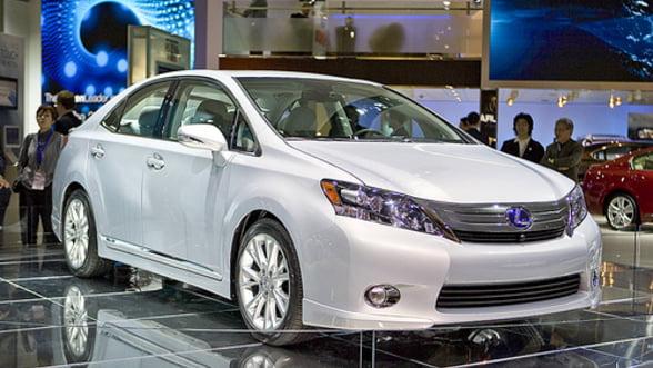 Toyota: Alte circa 800 mii de masini sunt rechemate in service