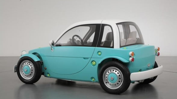 Toyota Camatte, masina pe care o vor putea conduce si copiii