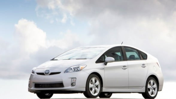 Toyota Prius, campionul vanzarilor in Japonia
