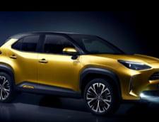 Toyota a lansat un rival pentru Dacia Duster (Foto)