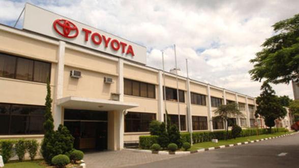 Toyota a revenit pe primul loc in topul producatorilor auto