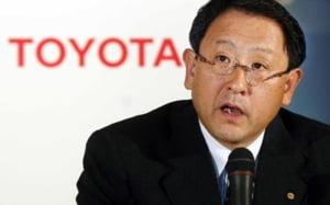 Toyota ar putea renunta la lansarea unor noi modele in Europa in acest an