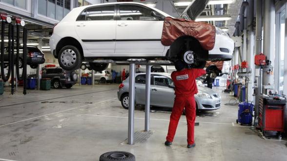 Toyota cheama in service peste jumatate din automobilele Prius vandute