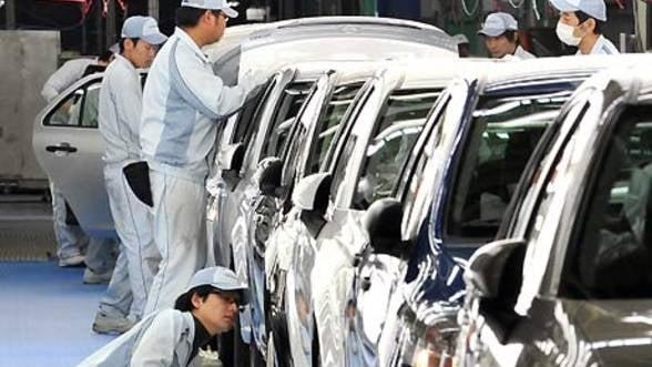 Toyota este marca auto cu cele mai multe vanzari la nivel global. Vezi clasamentul