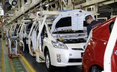 """Vanzari auto mici: Toyota """"taie"""" 350 de locuri de munca din Australia"""