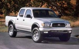 Toyota recheama in service circa 8.000 de vehicule pickup Tacoma pe piata americana