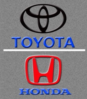 Toyota si Honda se intrec in concepte