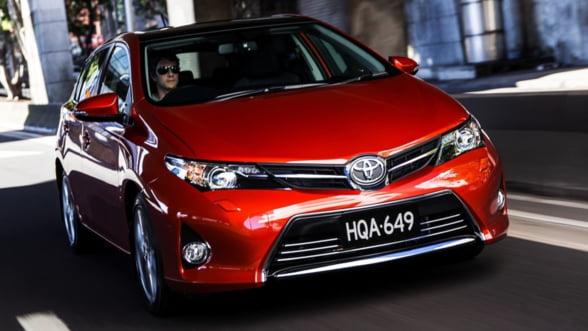 Toyota tinteste o productie record de masini in 2013