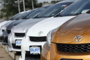 Toyota va dota noile modele cu un dispozitiv suplimentar de franare