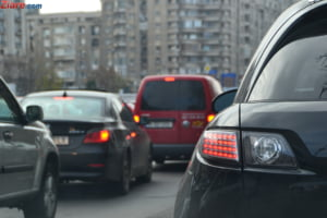 Trafic restrictionat in Bucuresti, in weekend, pentru patru evenimente
