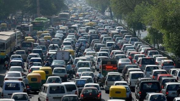 Traficul dauneaza grav finantelor: Ambuteiajele costa 266 mld de dolari