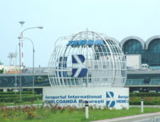 Traficul de pasageri pe Aeroportul Henri Coanda a crescut cu 10% in T1