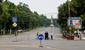 Traficul din Bucuresti, dat peste cap joi de protestul transportatorilor (Video)