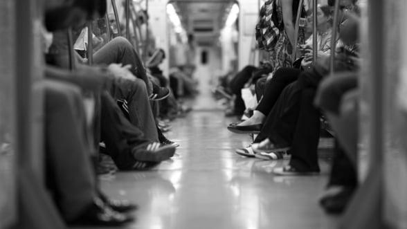 Traficul in metroul bucurestean este in crestere: Statia Aurel Vlaicu, cea mai aglomerata