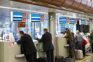 Traficul pe Aeroportul Otopeni a crescut cu 6000 de pasageri pe zi, pana la 20 000
