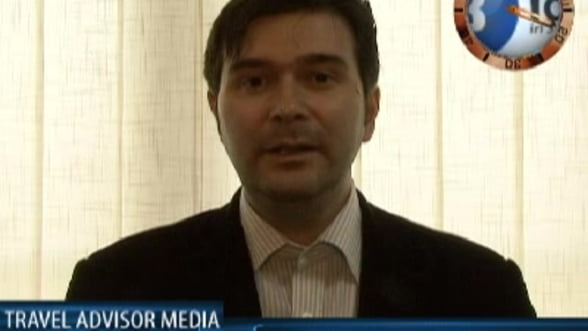 Traian Badulescu, director general Travel Advisor Media