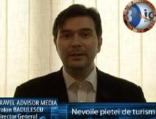 Traian Badulescu: nevoile pietei de turism